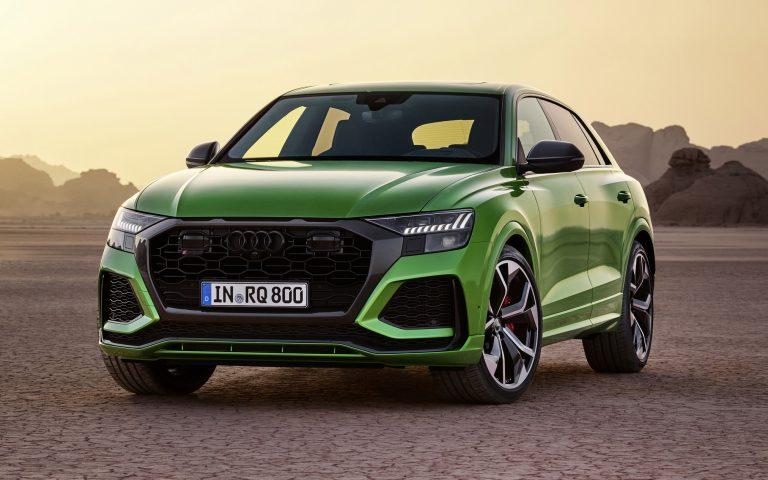 Запознайте се с Audi RS Q8 за 2020 с 600 конски сили – първите ни впечатления